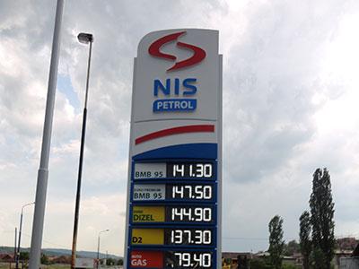 NIS - цялостно брандиране